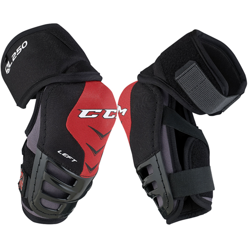 ccm quicklite 250 hockey elbow pads. Black Bedroom Furniture Sets. Home Design Ideas