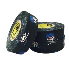 Skull & Crossbones Hockey Lacrosse Stick Tape - 3 Pack