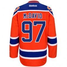 Connor McDavid , Edmonton Oilers Reebok Premier Jersey