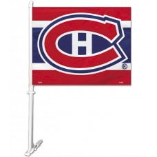 Montreal Canadiens Car Flag