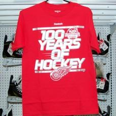 Detroit Red Wings Centennial Classic T-Shirt