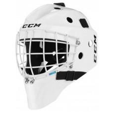 CCM 7000 WHITE Goalie Mask